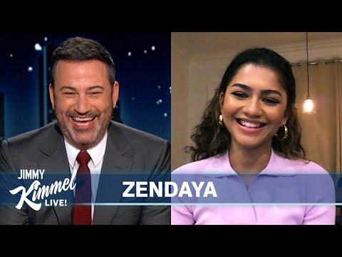 Zendaya on Emmy Win, Spider-Man 3 Spoilers & Drake's Money