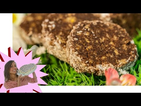 ricetta vegana: salame al cioccolato