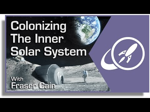 Colonizing the Inner Solar System  Universe Today