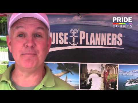 Cruise Planners Supports Come Out with Pride Orlando 2013