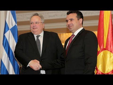 Ζάεφ: «Δεν μπορούμε να ενταχθούμε στο ΝΑΤΟ, αν δεν επιλυθεί το ονοματολογικό»…