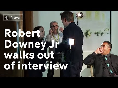 Robert Downey Jr talks super heroes, Iron Man and his latest movie Avengers: Age of Ultron. But when the questions turn to his family and colourful past, the ...