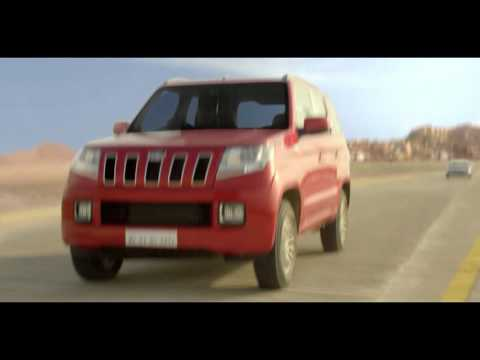 Mahindra TUV300 TV Ad – TOUGH IS WHAT TOUGH DOES !