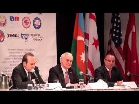 Büyükelçi Namık Tan'ın ATAA'nın 33. Liderlik Konferansı'ndaki Konuşması Part 1