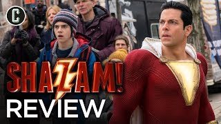 Shazam! Non-Spoiler Review: A Delightful Home Run for DC by Collider