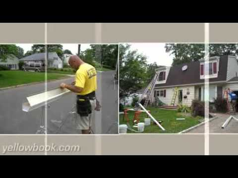 Long Island New Gutter Installation | Leaf Protection Nassau, NY  | Island Gutters Suffolk, NY