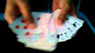 Trik menghilangkan kotak kartu. - komunitas sulap phinisi Video