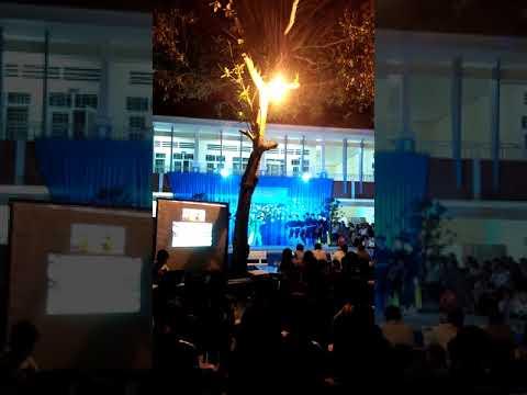 Mừng xuân 2018 trường Nguyễn Văn Hưởng
