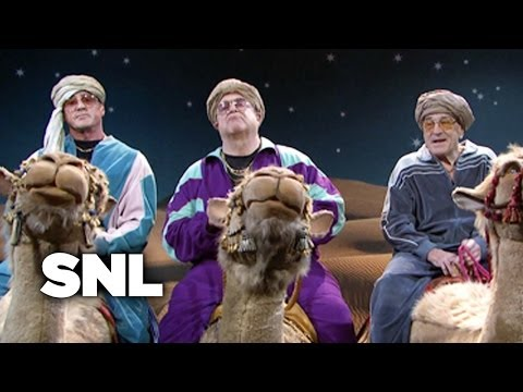 Night Live - Subscribe to SaturdayNightLive: http://j.mp/1bjU39d Religious Parodies: http://j.mp/JuZDdc SEASON 39: http://j.mp/IXFkUB The Three Wise Guys speculate about ...