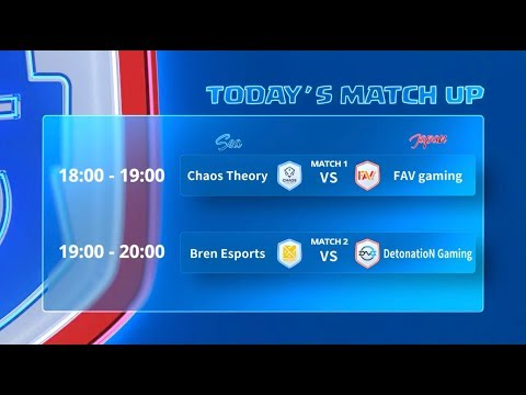 Clash Royale League Asia - Week 8 Day 3