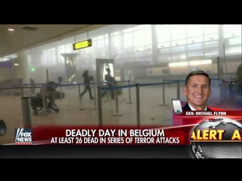 Gen. Michael Flynn: US anti-terror strategy is not working