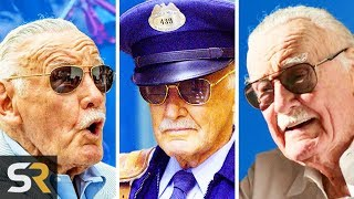 Video Amazing Facts You Didn't Know About Stan Lee's Marvel Cameos MP3, 3GP, MP4, WEBM, AVI, FLV November 2018