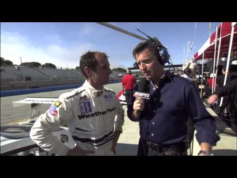 Qualifying Part 1 - 2013 Laguna Seca - ALMS - Tequila Patron - Racing - Sports Cars - ESPN