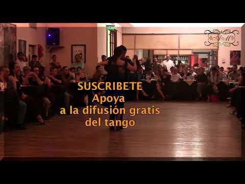 Mica Kido, Mauricio Dueñas, milonga solidaria, La Nacional