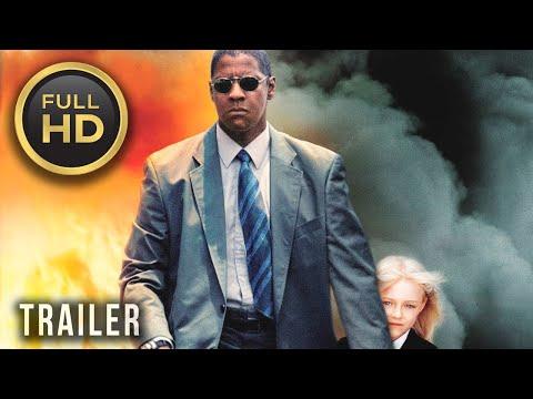 🎥 MAN ON FIRE (2004) | Movie Trailer | Full HD | 1080p