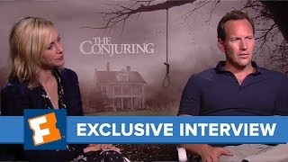 The Conjuring | Celebrity Interviews | FandangoMovies
