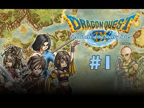 Dragon Quest IX - Part 1: I'm A Celestrian