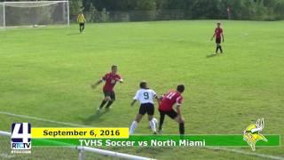 TVHS Boys Soccer vs. North Miami