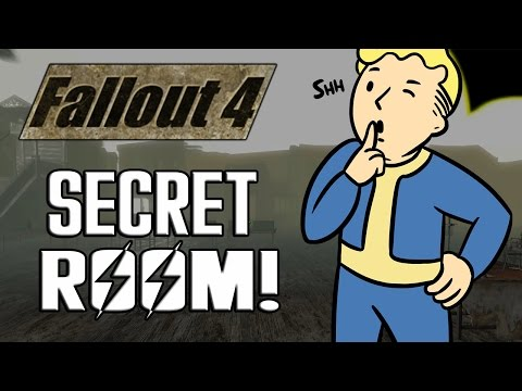 Fallout 4 secret room Hack That Has Tons Of Things to offer
