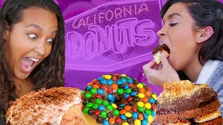 14 Craziest Donuts in Los Angeles! by Clevver Style