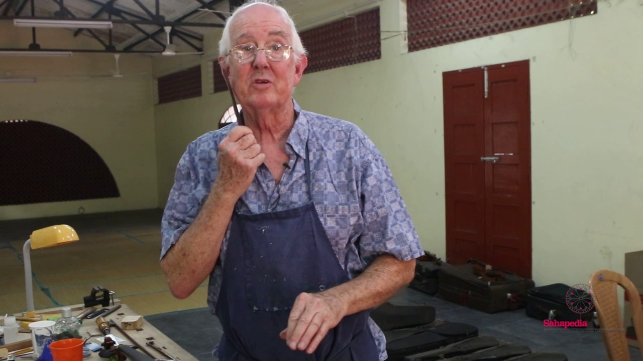 Violin Making and Repairing: Workshop by James Wimmer