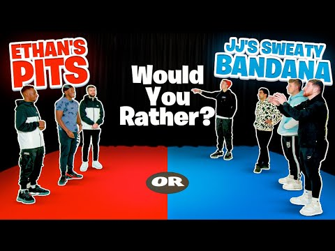 SIDEMEN WOULD YOU RATHER 3