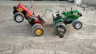 Tractor Tochan toy