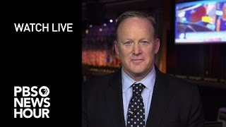 WATCH LIVE: Incoming press secretary Sean Spicer news conference