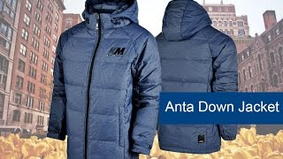 Anta Down Jacket - фото