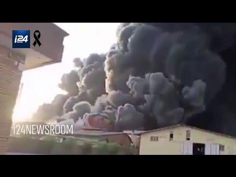 Iran: incendie dans une usine pétrochimique