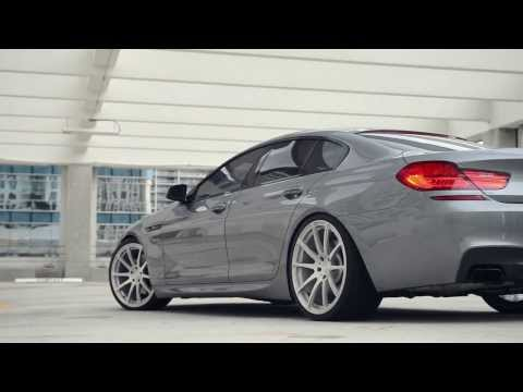2013 BMW 650 Gran Coupe on 21
