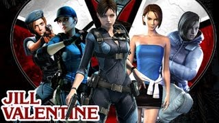 Jill Valentine Tribute - Capcom Unity