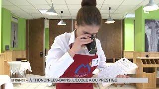 Thonon-Les-Bains France  city photos gallery : FEUILLETON : À Thonon-les-Bains, l'école a du préstige