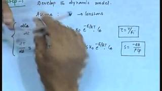 Mod-01 Lec-07 Lecture-07-Dynamic Behavior Of Chemical Processes (Contd...1)