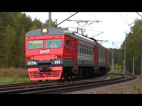 ЭТ2М-088 сообщением Храмцовская - Екатеринбург-Пасс.
