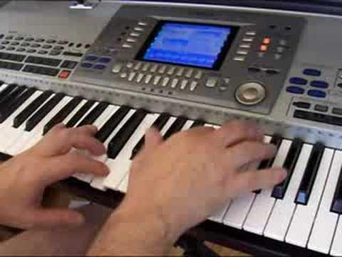 PIANO SALSA LECCION#7