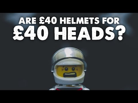 Are £40 Helmets for £40 Heads?