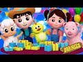 Happy Birthday Song | Party Song | Nursery Rhymes | Kids Songs by Farmees