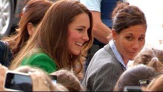 Cambridge New Zealand  city photos : William & Kate visit Cambridge, New Zealand | 12th April 2014
