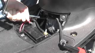 7. How to change spark plug in Yamaha Vino 50cc Scooter XC50
