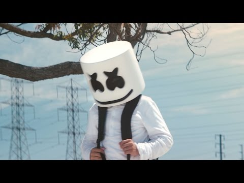 Marshmello - Alone (Official Music Video) (видео)