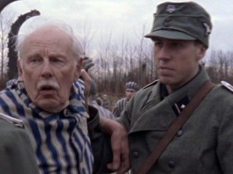 Nazi war criminal taken back to Auschwitch (The Outer Limits)