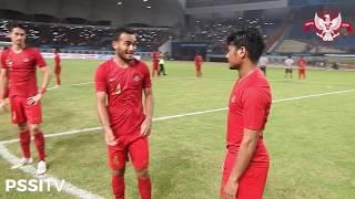 Video Timnas Indonesia Nyanyikan Lagu Nasional Pasca Kemenangan atas Mauritius MP3, 3GP, MP4, WEBM, AVI, FLV September 2018