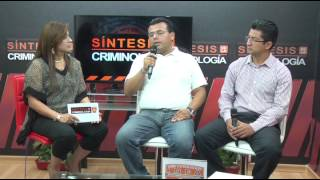 programa síntesis de la criminología Maltrato Infaltil