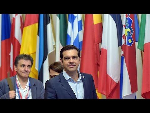 Grexit τέλος μετά από σύνοδο κορυφής ρεκόρ διάρκειας 17 ωρών