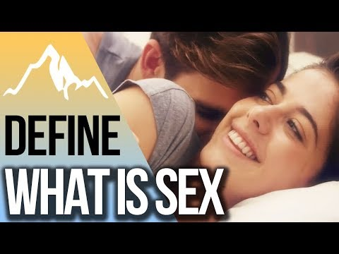 What Is Sex? | Infinite Man Social Freedom