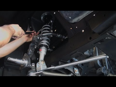 Classic Mustang Coil-Over Conversion TCP Front Suspension Install