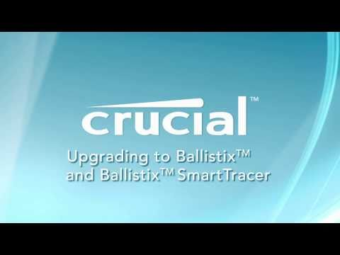 Upgrading with Ballistix