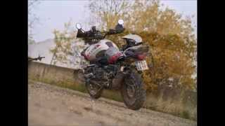 7. BMW R1150GS Adventure offroad fun