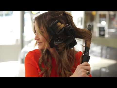 How to do Holiday Curls